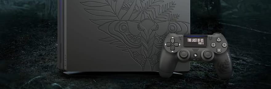 PS4: découvrez la nouvelle version spéciale The Last of Us Part 2