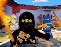 Ninjago : Le sabre du sanctuaire