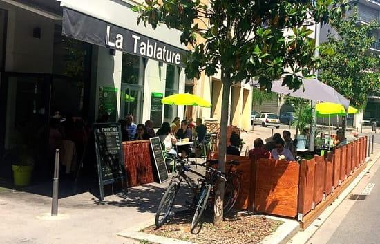 La Tabl'ature  - La Terrasse -