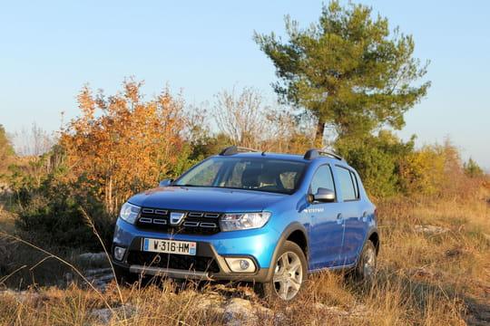 Nouvelle Dacia Sandero: l'essai de la nouvelle Stepway, notre avis