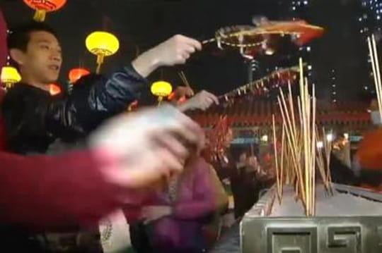 Nouvel An chinois: l'année delachèvre, unemauvaise année?