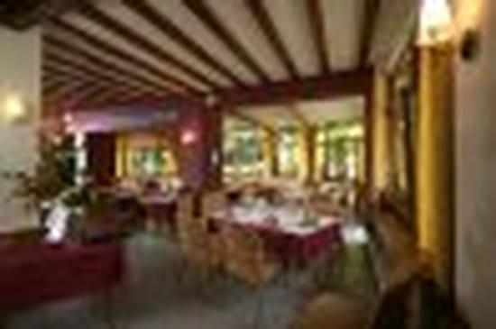 Au vieux Moulin  - Salle du restaurant -
