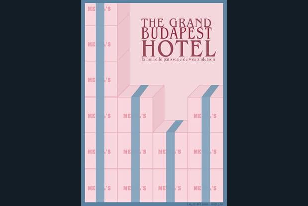 """The Grand Budapest Hotel"" : la grande pâtisserie du cinéma"