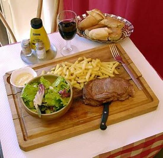 L'Entrecôte Bastille  - steak de l'entrecote -
