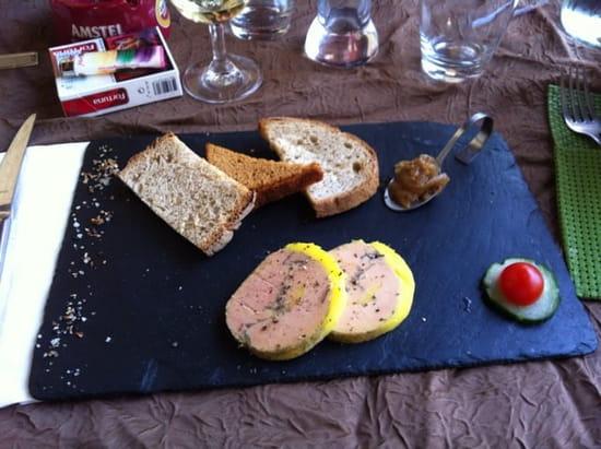 Entrée : Restaurant le Chateaubriant