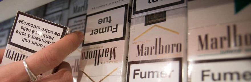 Tabac: les nouveaux prix après l'augmentation de février 2017