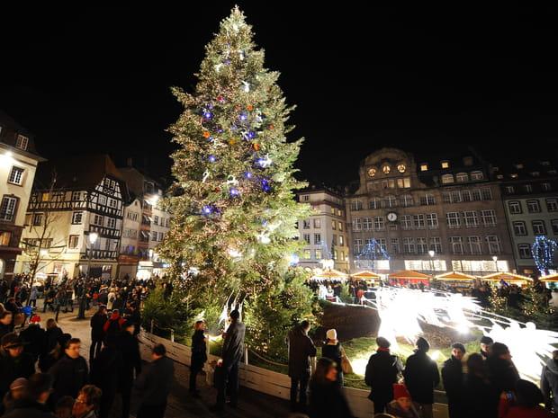 Marché de Noël de Strasbourg: qu'y a-t-il au programme?