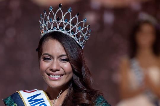 Vaimalama Chaves: la Miss France se voyait éliminée à cause de son appétit
