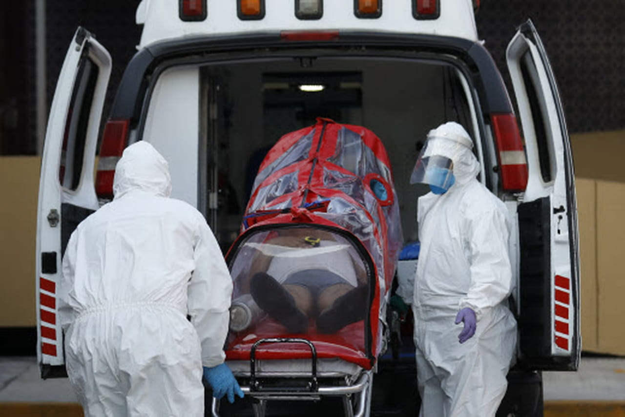 Coronavirus dans le monde: près de 100000morts aux USA, la situation et les chiffres en Italie, Espagne...