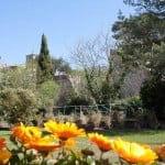 Auberge des Carrières  - vue sur le vieux village -