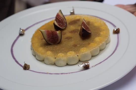 La Cour Jardin - Plaza Athénée  - Fabuleux desserts -