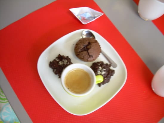 Le Bistrot de l'Ile  - Le Café Gourmand -