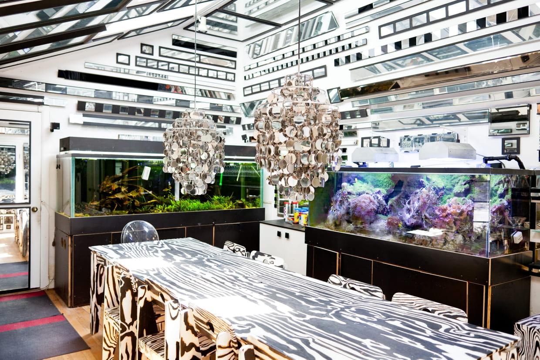 Une maison psych d lique pittsburgh - Decoration chambre psychedelique ...