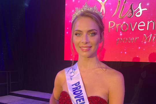 Miss Provence 2020: qui est April Benayoum? Portrait
