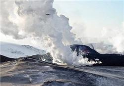 les cendres peuvent altérer les réacteurs des avions.