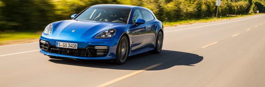 On a essayé le premier break Porsche, la PanameraSport Turismo