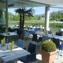 Bar Restaurant le Mery  - Terrasse -
