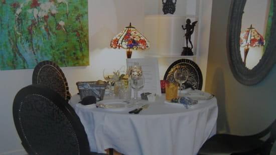 Auberge du Vigneron  - salon -