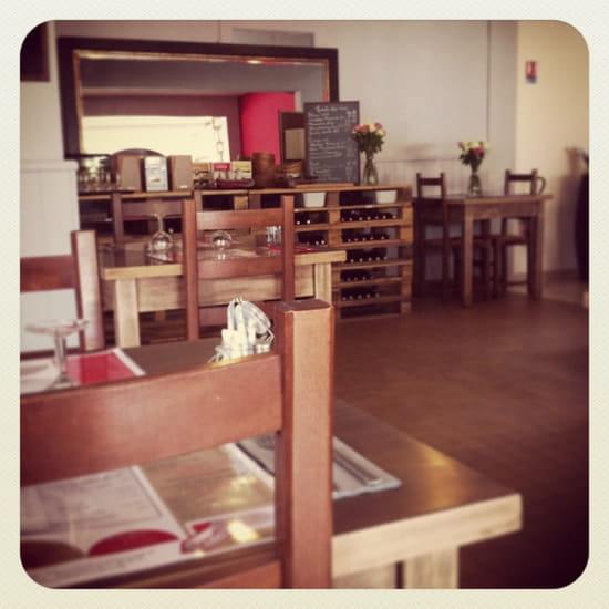 WAYA Restaurant & Bar  - La fragounette devient... WAYA restaurant & bar -