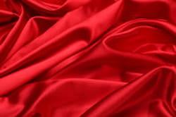 drap rouge