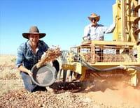 Chercheurs d'opale : Livraison explosive
