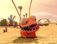 Maya l'abeille 3D : La cabane d'Henri
