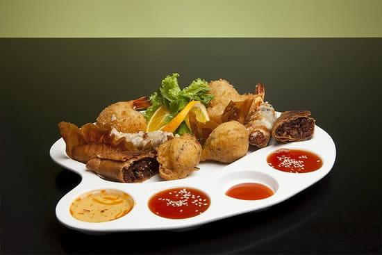 Tamtam Saigon  - TAM TAM SAIGON - restaurant Vietnamien Bordeaux - Assiette Sumo -   © Square Eyes Picture