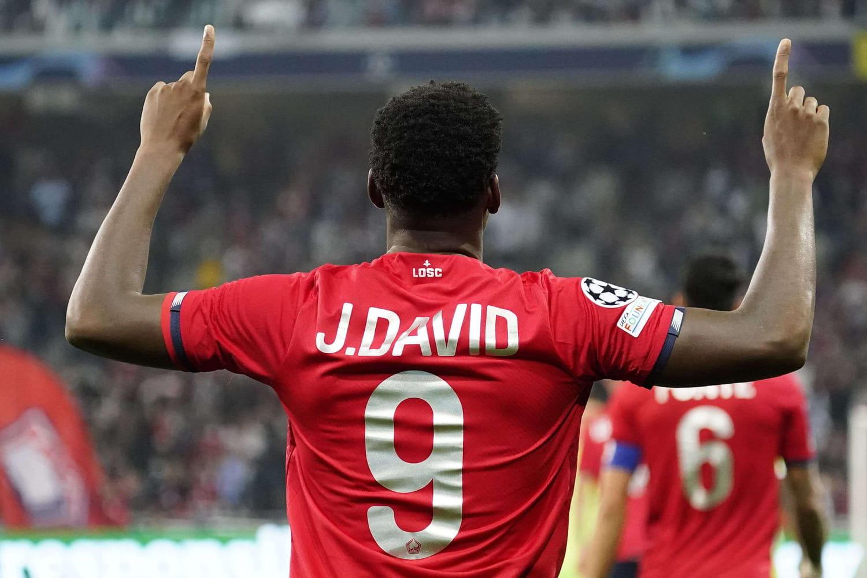 Lille - Marseille: doublé de David et victoire des Dogues, le résumé du match