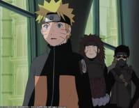 Naruto Shippuden : Hachibi contre Sasuke