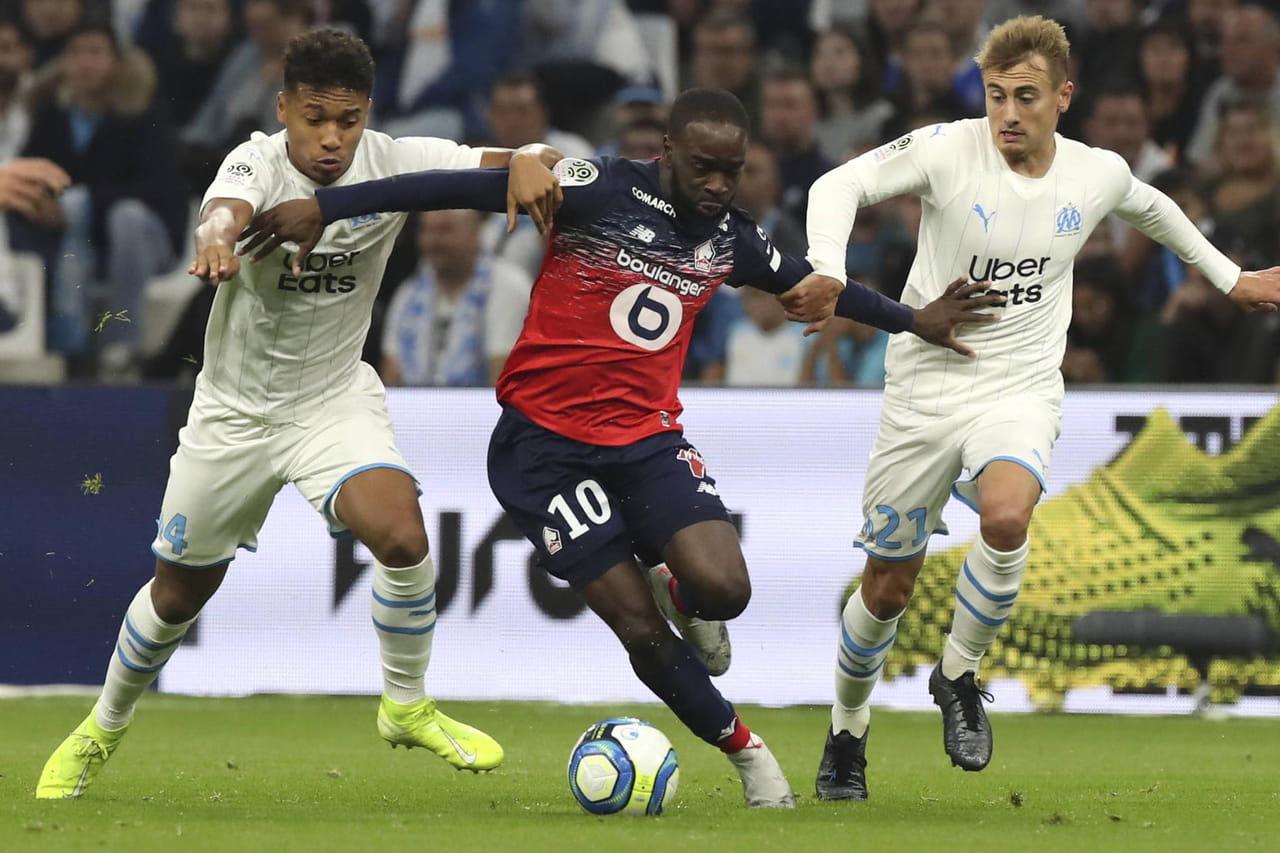 Ligue 1. Lille - Marseille : suivez le match en direct !