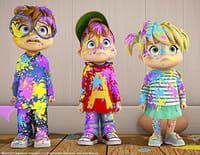 Alvinnn !!! et les Chipmunks : Le camp spatial