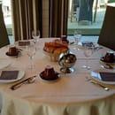 Petit-déjeuner : Le Millésime  - Table petit déjeuné! -