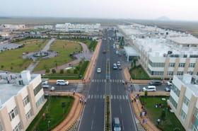 """Amaravati, la ville nouvelle """"sans pareil"""" en Inde qui peine à prendre forme"""