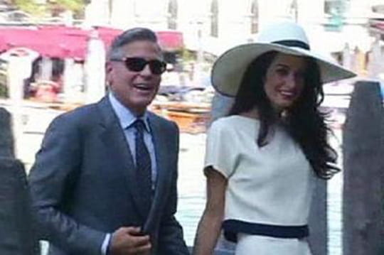 Des efforts et unrégime pourGeorge Clooney afin d'éviter ledivorce?
