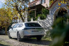 Essai de la Peugeot 508SW: le break surpasse la berline, va-t-il séduire?
