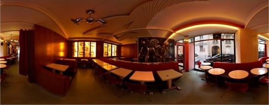 Café Bar le Basile  - salle -   © le basile