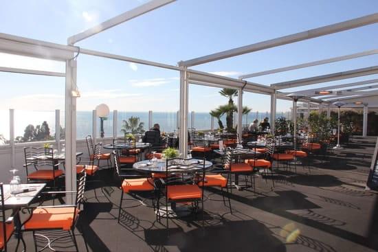 La Terrasse du Plaza  - La Terrasse du Plaza au soleil -