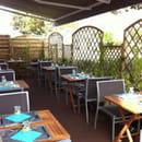 Restaurant : L'Hermine  - Terrasse -