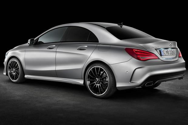 Mercedes-Benz- CLA : design