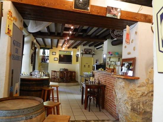 Le Picard  - La salle du restaurant (RC) -   © Le Picard