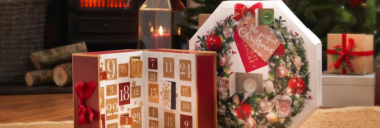 Les calendriers de l'Avent 2017à shopper avant le 1er décembre!