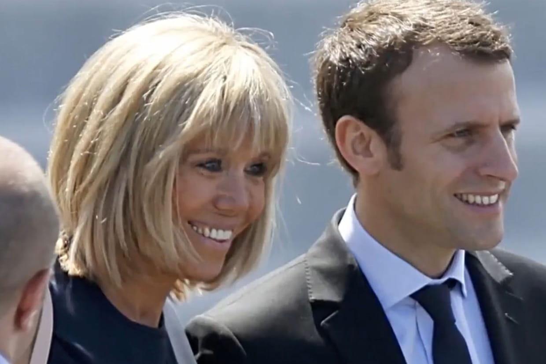 """Fabuleux sa femme Brigitte, Emmanuel Macron aura """"un problème avec (s)a  DV39"""