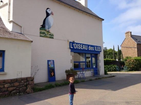 Restaurant : L'Oiseau des Iles  - Restaurant l'oiseau des îles  -