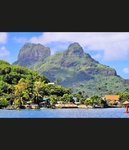 Les archipels de Polynésie française