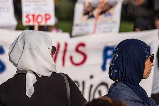 Manifestation contre l'islamophobie à Paris: comment s'est déroulée la marche controversée du 10novembre