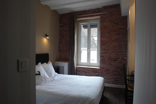 Hostellerie de la Porte Bellon  - Chambre -