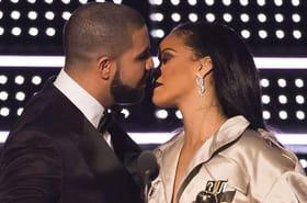 Rihanna et Drake en couple : après le bisou, le tatouage qui confirme leur relation