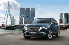 Le nouveau Hyundai Tucson en photos