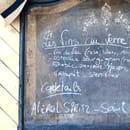 Boisson : Les 2 Terrasses  - La carte des vins -   © Les 2 Terrasses