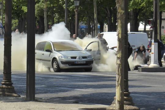 Attentat aux Champs-Elysées: révélations chocs sur Adam Djaziri, auteur présumé